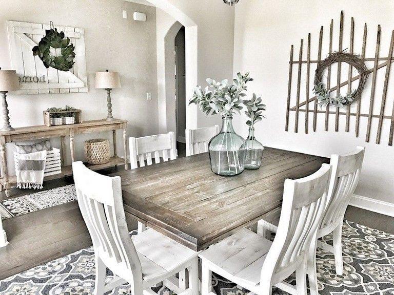 25 Elegant Kitchen Wall Decor Ideas With Farmhouse Style