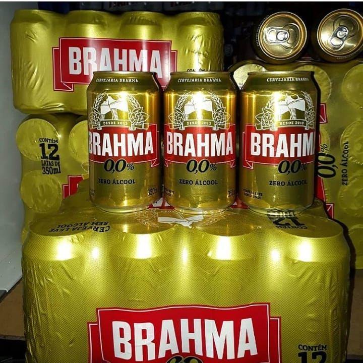 Brahma 0,0% Álcool melhor preço e aqui! SUBZEROCATALAO 👈🔝#subzerocatalao