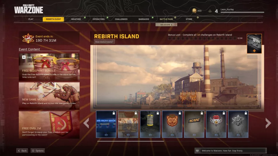 How To Play On Rebirth Island In Warzone And Get To The New Map Rebirth Island News Games