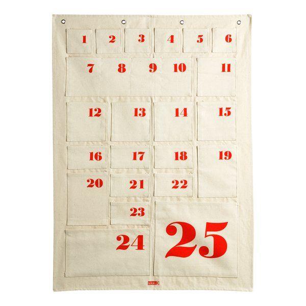 Advent Calendar - want to make! 配件 Pinterest Advent