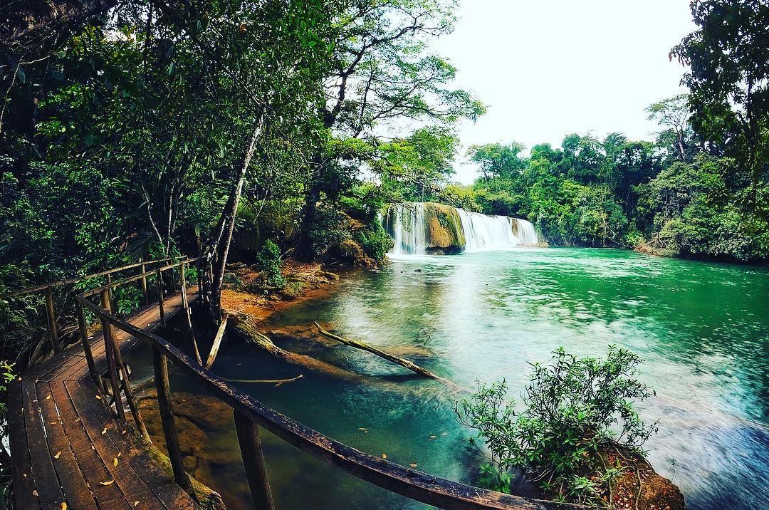 Balneario la Conchas Río Chiyú Chahal Alta Verapaz. #guatemala ...