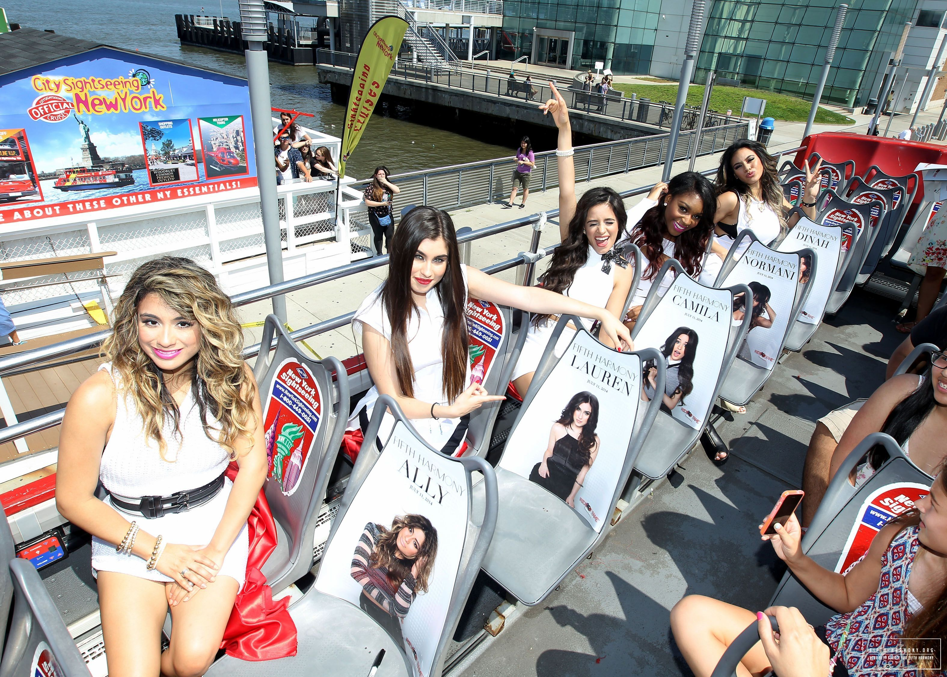Fifth Harmony Touring The World!