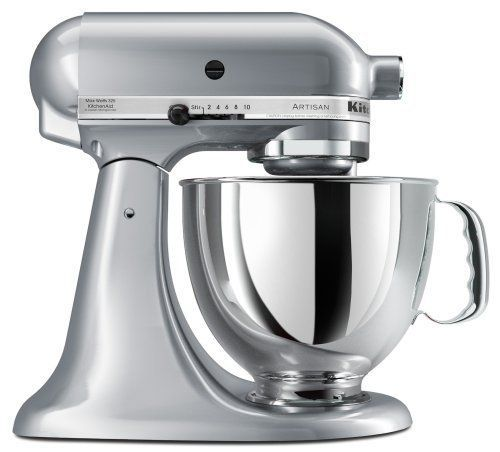 Kitchenaid S Artisan Stand Mixer Is A Substantial Piece Of