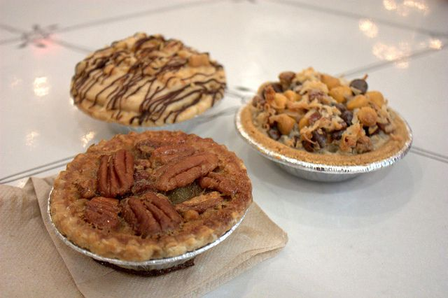 Hill Country En Mini Pies