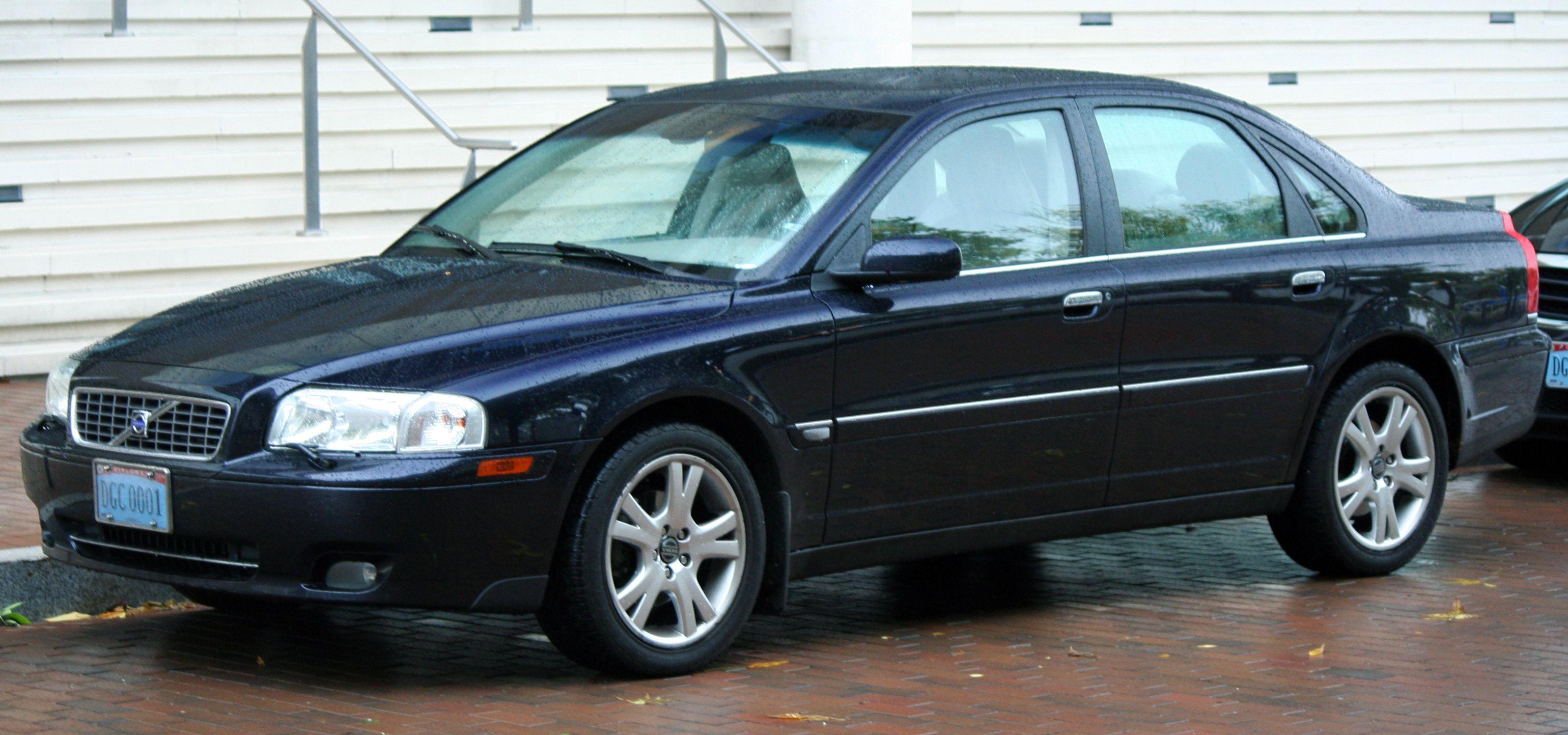 Volvo S80 - Wikipedia, the free encyclopedia   1999 VOLVO