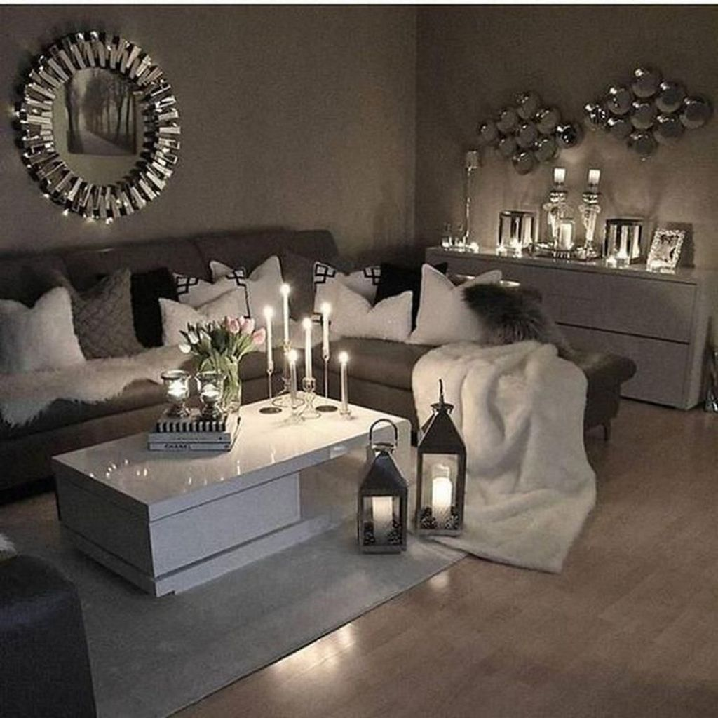 Grey Apartment Living Room Ideas: 32 Trending Living Room Decor Ideas 2018
