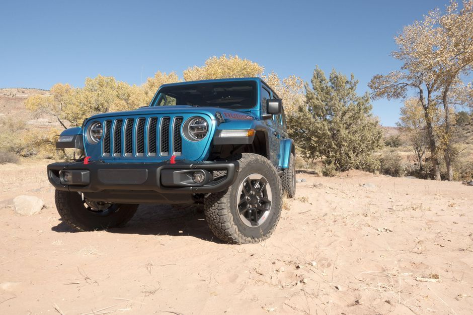 Jeep Wrangler Gladiator Recalled For Manual Transmission Issue In