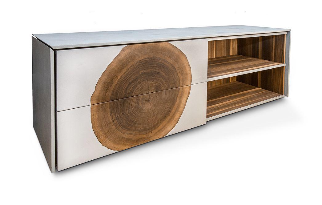 Design möbel holz  BETONEN » Handgefertigte Betonmöbel » Designmöbel | beton holz ...
