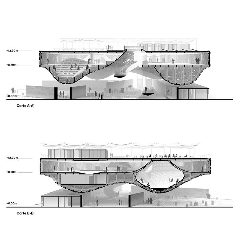 brazilian pavilion for expo 2020 by kozlowski + cardia