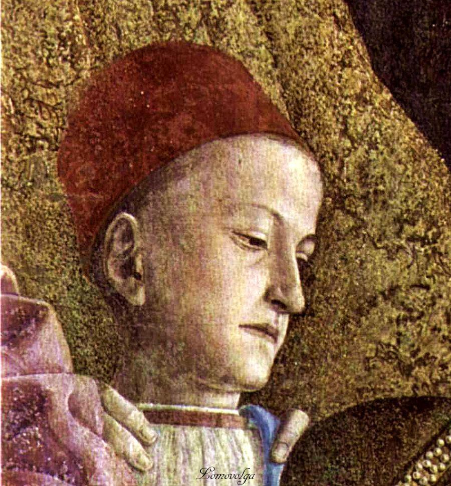 Andrea mantegna 1431 1506 it ciclo di affreschi della for Design della camera degli ospiti