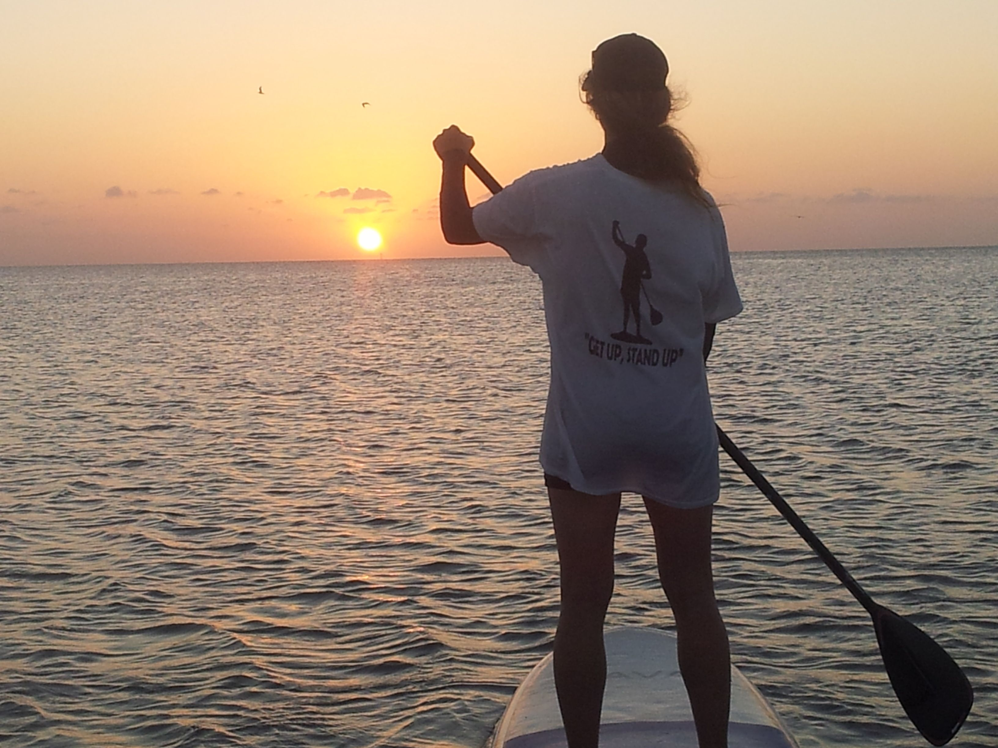 Stand Up Paddle Boarding South Padre Island, TX Tours, Sales and Rentals