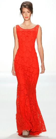 Abendkleider Mode 2013 - Klare Looks von Minx - Abendmode ...