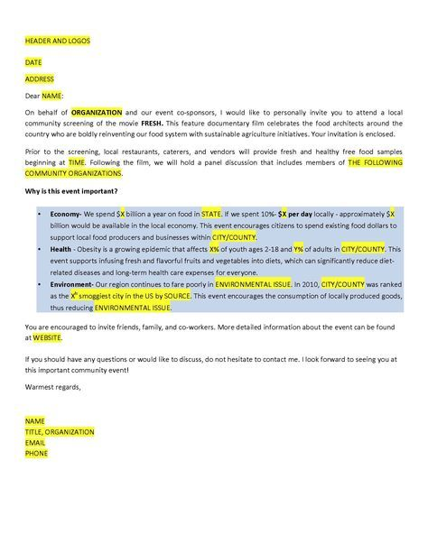 Sample Invitation Letter Invitation Letters For AllVisa Invitation - example of invitation letter