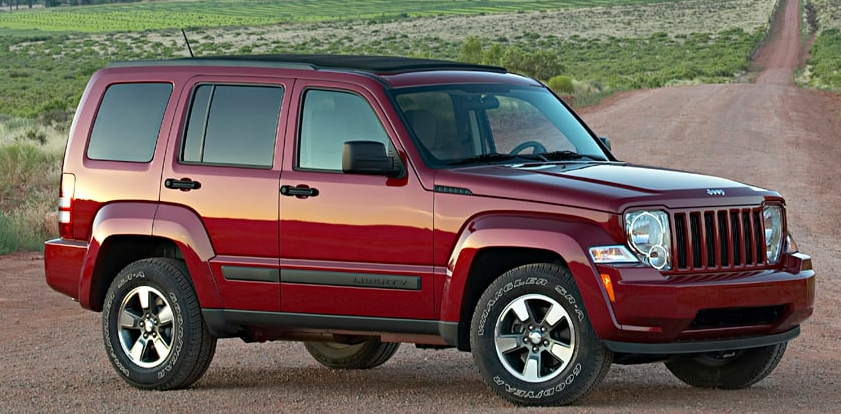 2009 Jeep Liberty Owners Manual