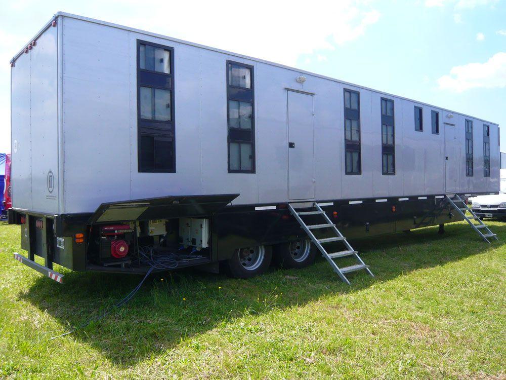 H7 Semi Trailers Motorhomes Modular Containers Vans