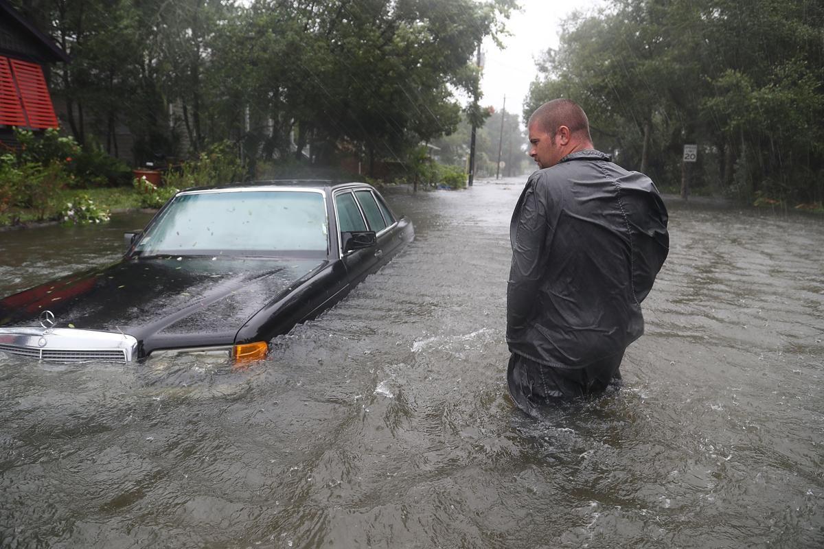 Hurricane Matthew The Boston Globe Hurricane Matthew The Weather Channel St Augustine