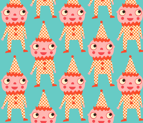 Super cute fabrics. You can have your own designs printed or buy other's designs.