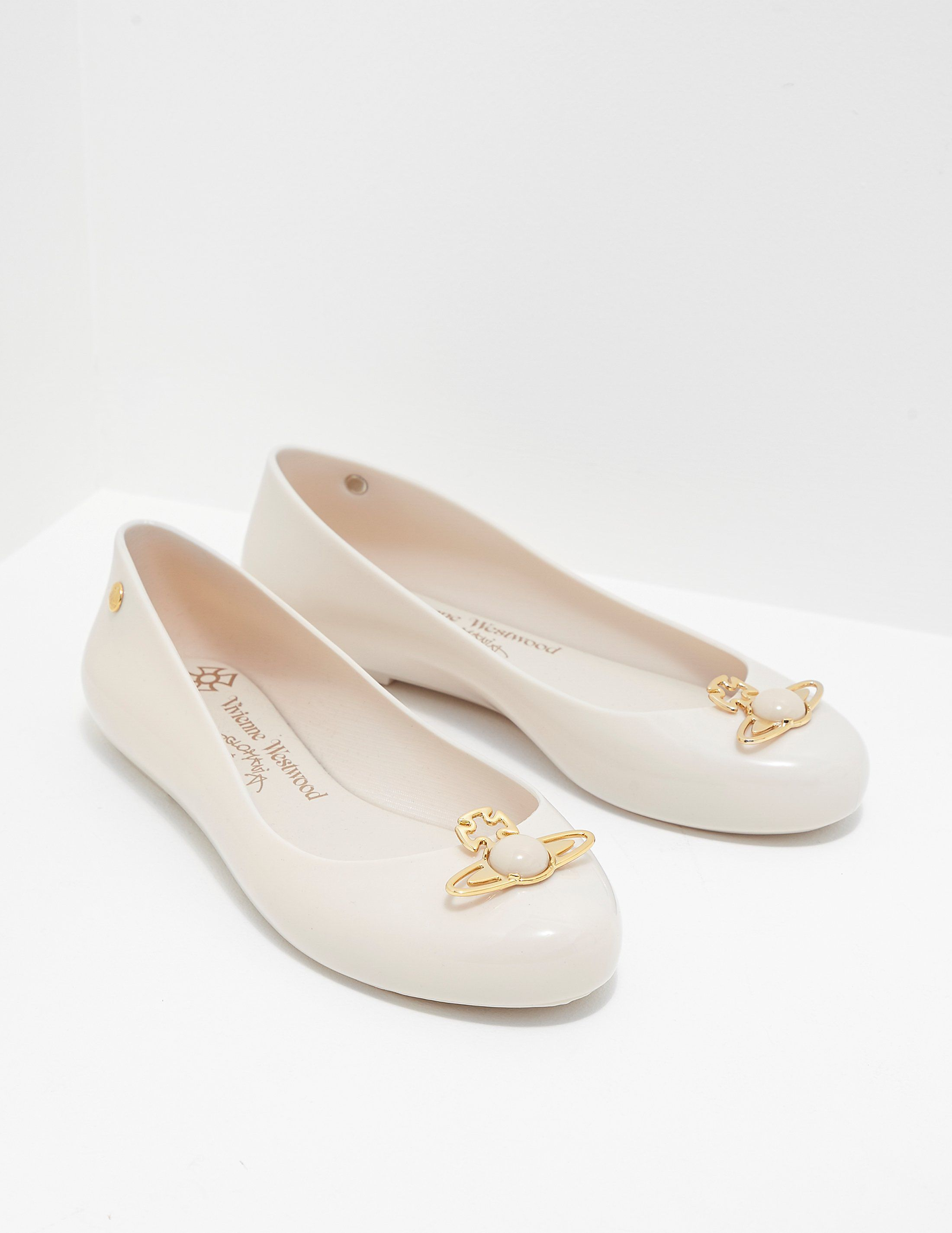 c268a2d6c8e Melissa x Vivienne Westwood Space Love Orb Pearl in 2019 | Stuff I ...