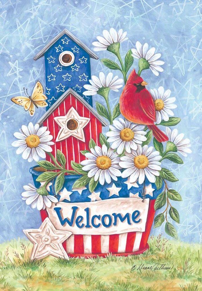 """Peacock beautiful Mini-Garden Mailbox Flag Home Decor Garden Flag 28X40/"""" new"""