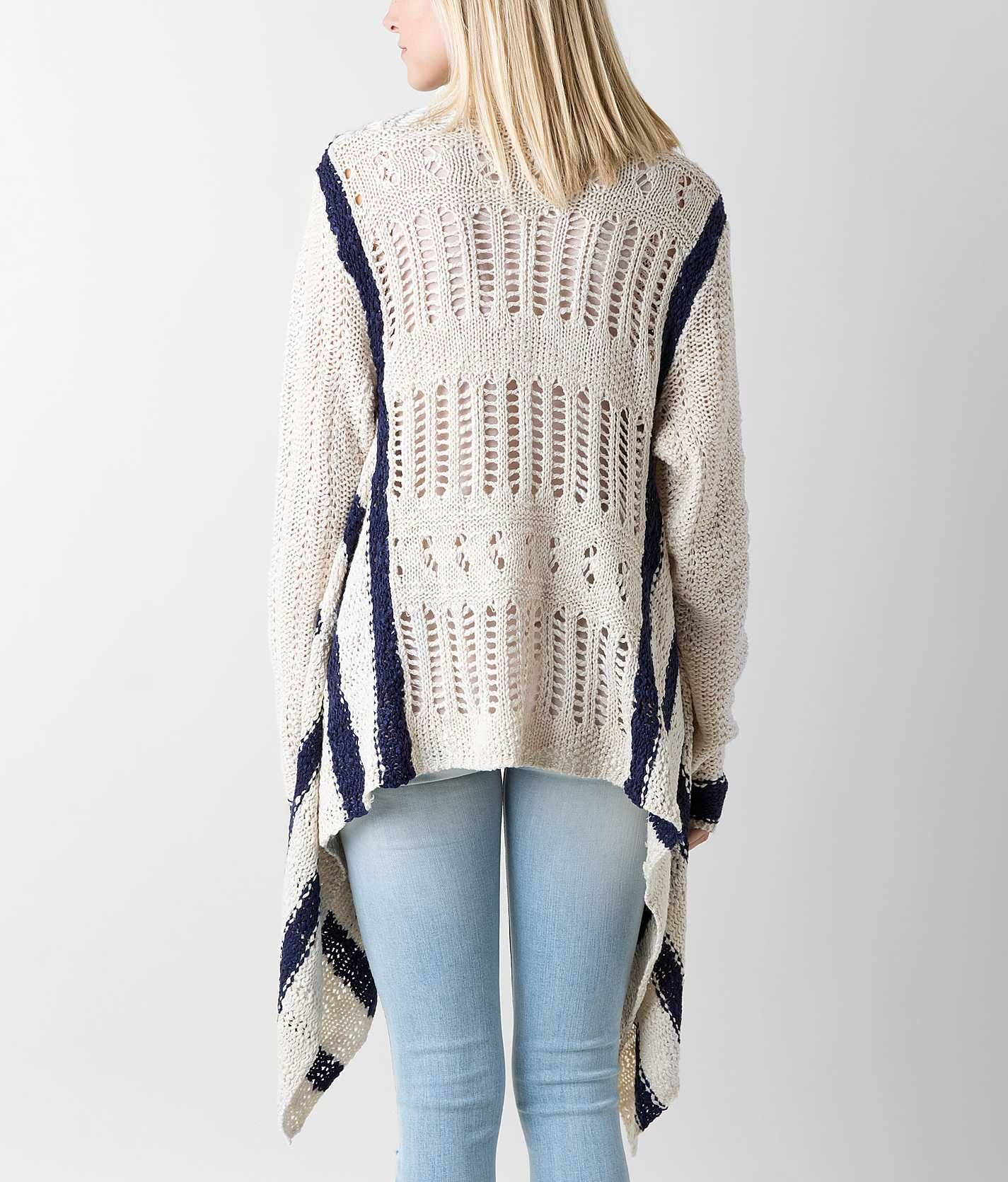 Daytrip Striped Cardigan Sweater - Women's Cardigans | Buckle ...