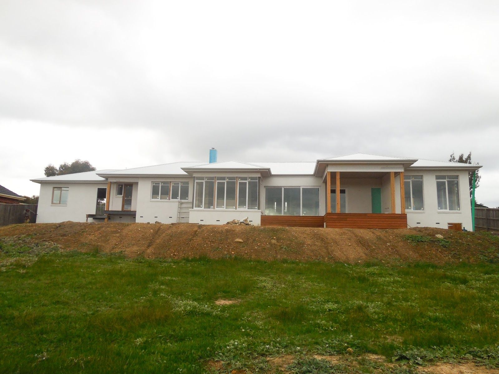Follow our journey on building our beautiful hampton/modern country ...
