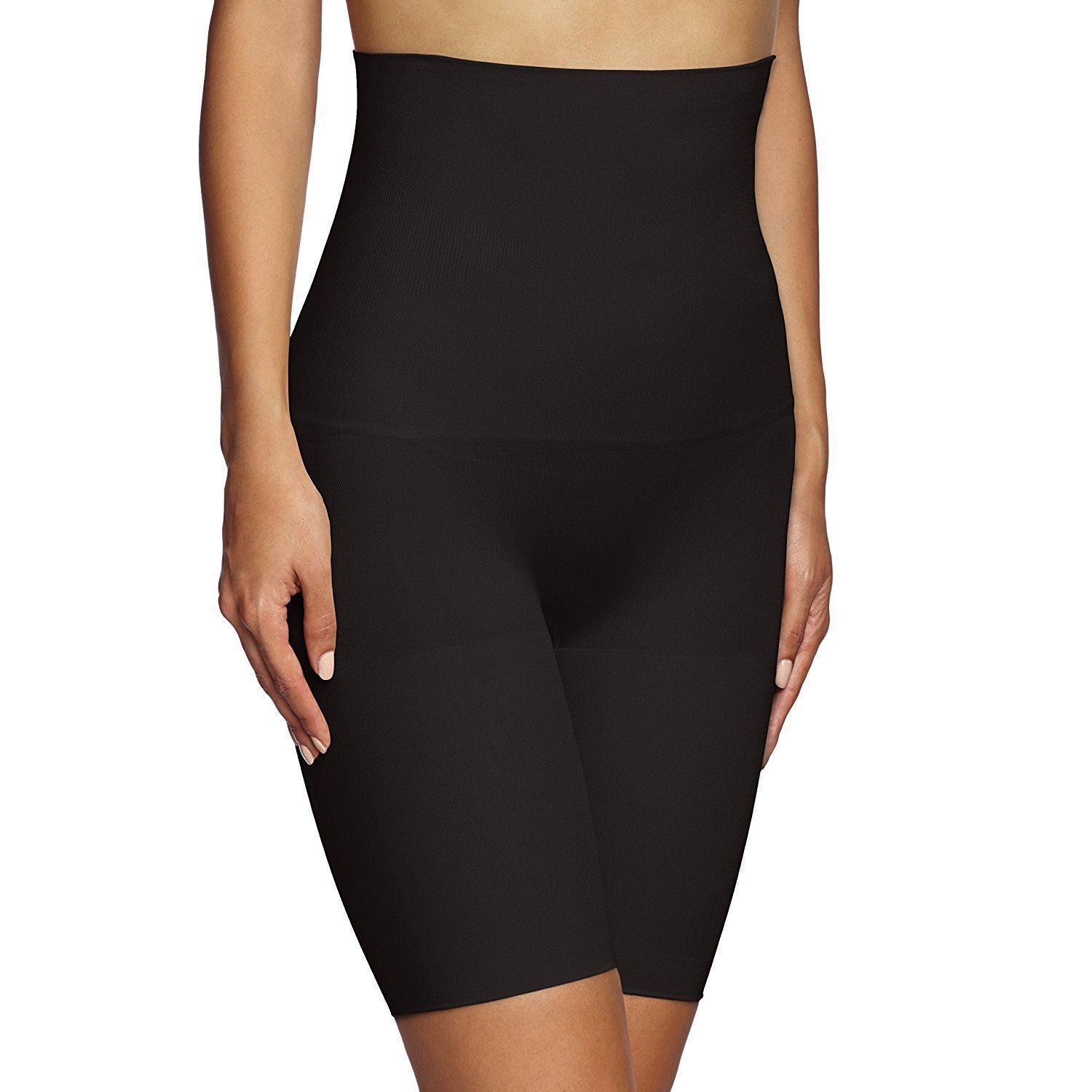 TC Plus Size High Waisted Thigh Slimmer
