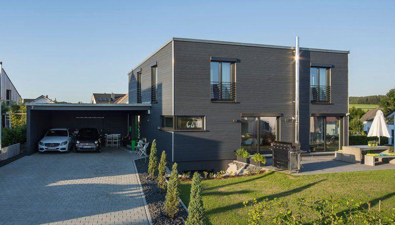 Holzfassade Schwarz kitzlingerhaus gmbh co kg sulz neckar holzfassade schwarz