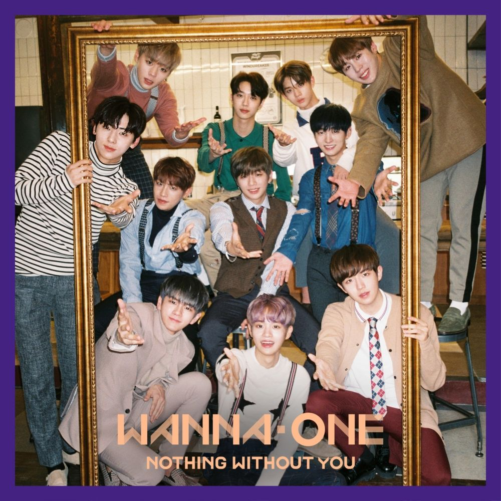 Wanna One 1 1 0 Nothing Without You Album Lyrics With