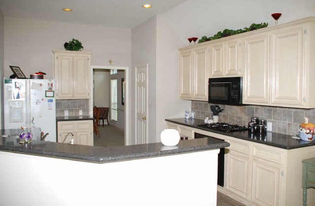 Bleaching Kitchen Cabinets Before And After Www