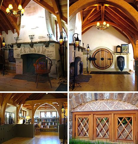 a bit of a medieval take on a hobbit hole hobitt house pinterest maisons. Black Bedroom Furniture Sets. Home Design Ideas