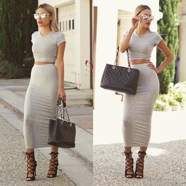 two piece set today @lianthelabel Accessory details will be listed in next post