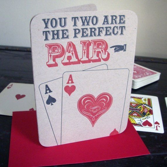 perfect pairafavorite on etsy  letterpress love