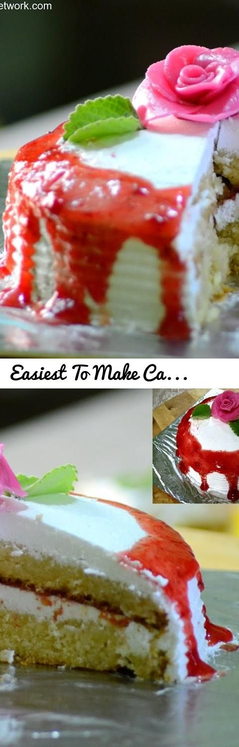 Easiest To Make Cake In the world Tags Cake Cake Recipes