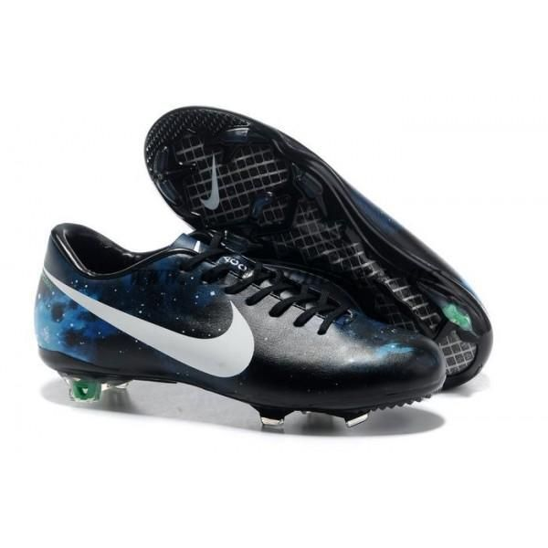 new styles d243d a5cc1 ... nike mercurial vapor x cr cristiano ronaldo exclusive nike mercurial  black blue white football boot