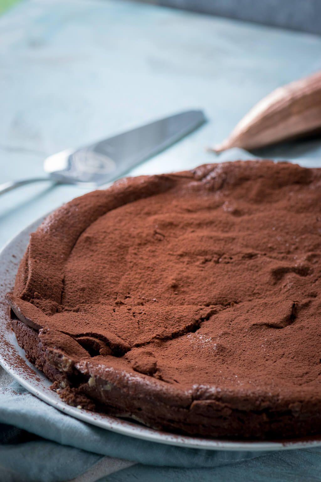 Photo of Französische Schokotarte – cremig, schokoladig und mega lecker