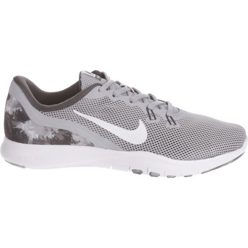 34708f8e014a Nike Women s Flex Trainer 7 Training Shoes (Wolf Grey White Anthracite Cool  Grey