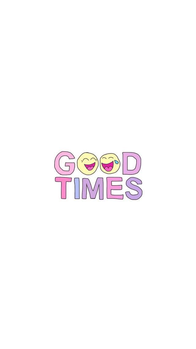 Good Times Wallpaper Background Cute Cartoon Wallpapers