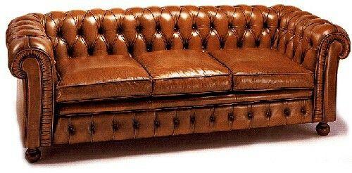Sillon Ingles Sofa Chester Classic Furniture Vintage Furniture