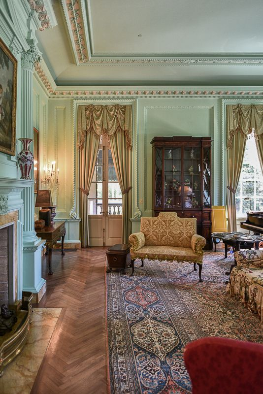 Atlanta homes swan house atlanta in 2019 home room - Home interior decorators in atlanta ga ...