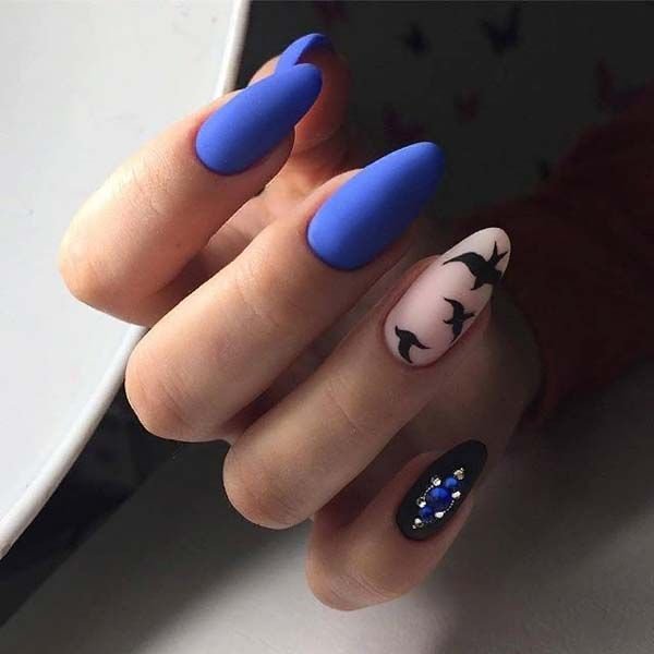 Nail Art Ideas That Will Rock You In New Year 2019