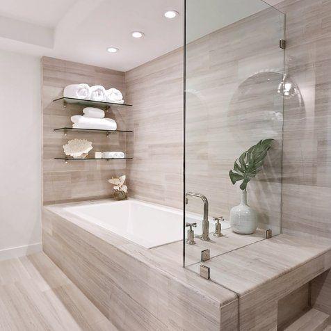 Design scandinave de salle de bain | Salle de bains moderne ...