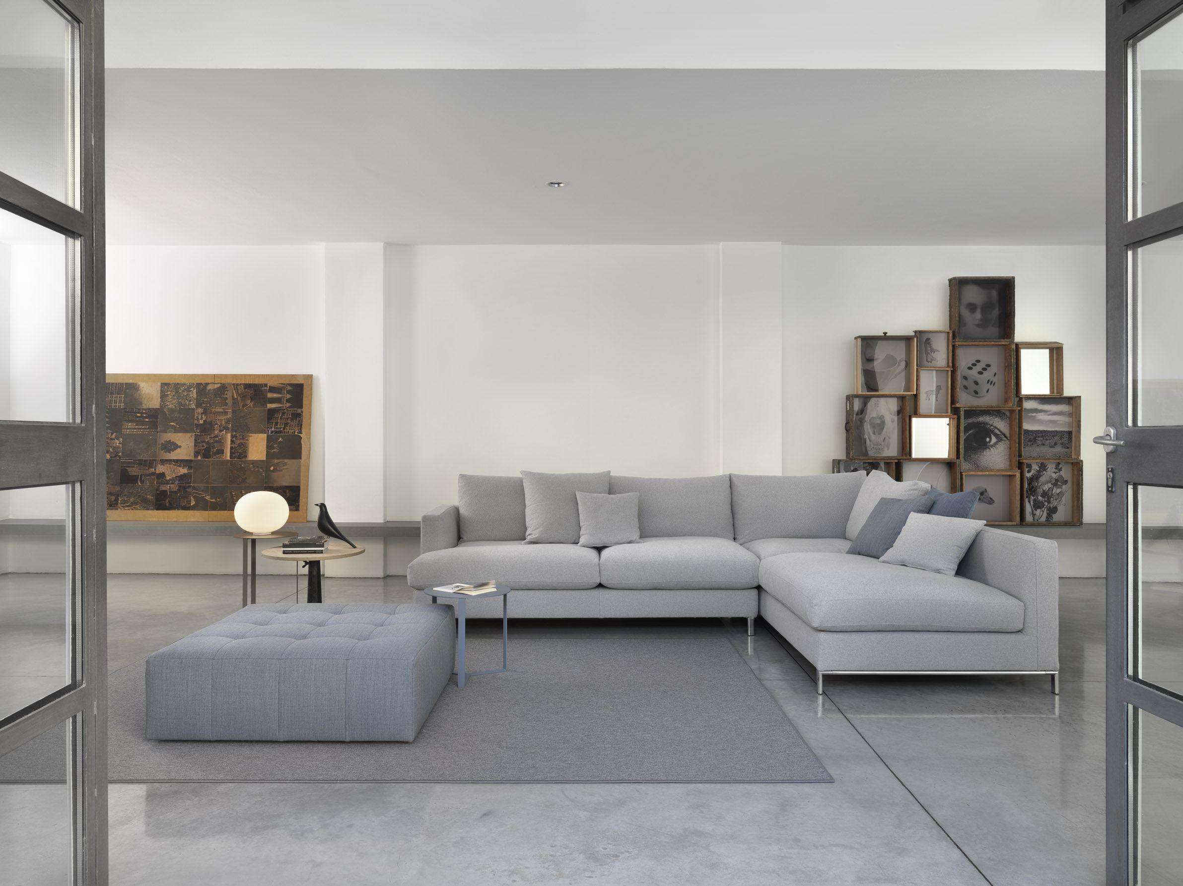 Canapé composable en tissu Collection Loft by Giulio Marelli Italia   design Studio Marelli : loft sectional - Sectionals, Sofas & Couches
