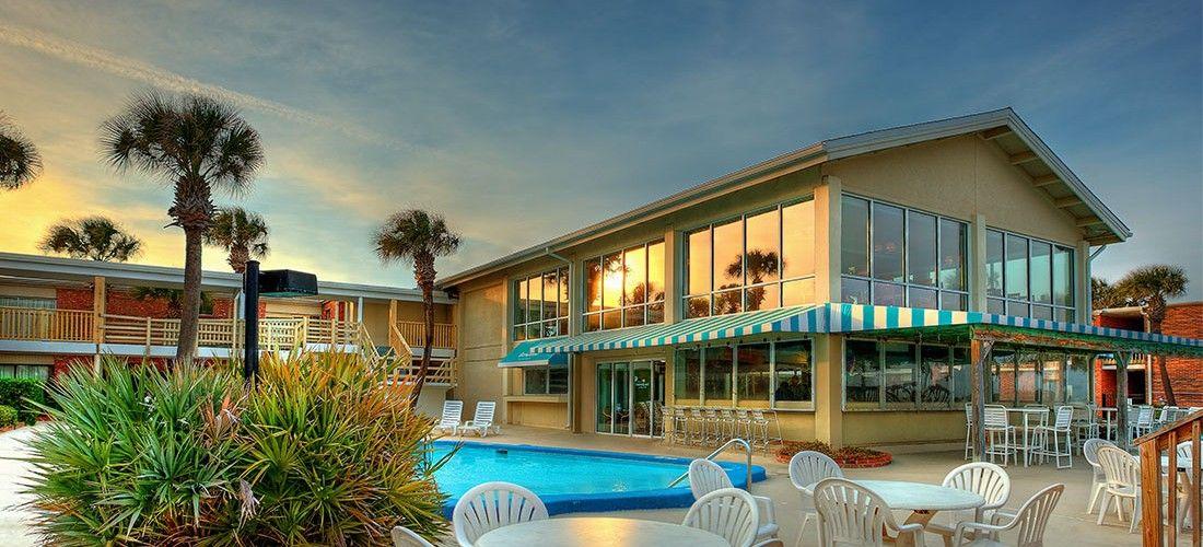 Oceanfront Litchfield Inn Pawleys Island Hotels Beach Sc