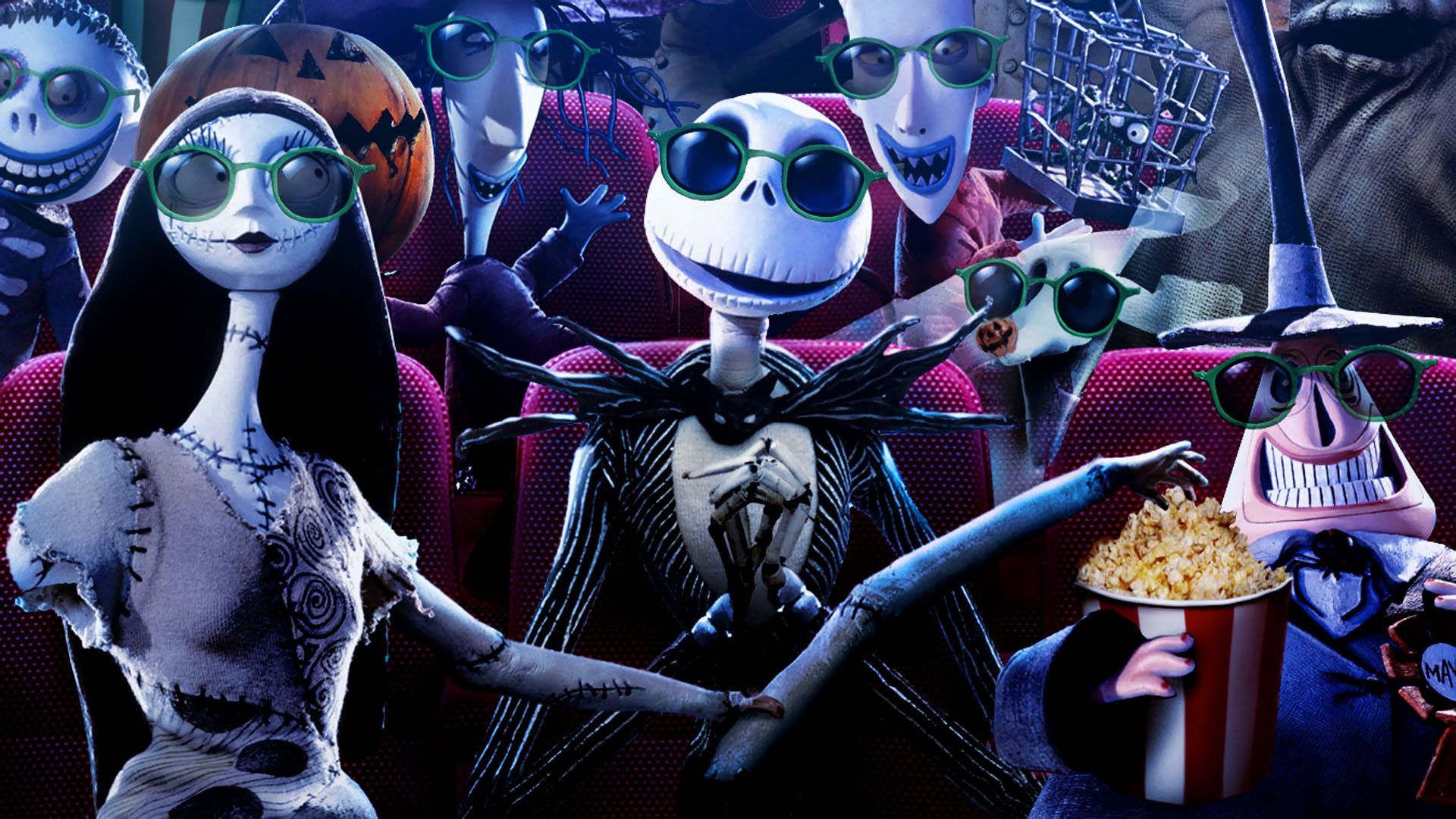 The Nightmare Before Christmas Reloaded Osteria Nightmare Before Christmas Movie Nightmare Before Christmas Wallpaper Nightmare Before Christmas Characters