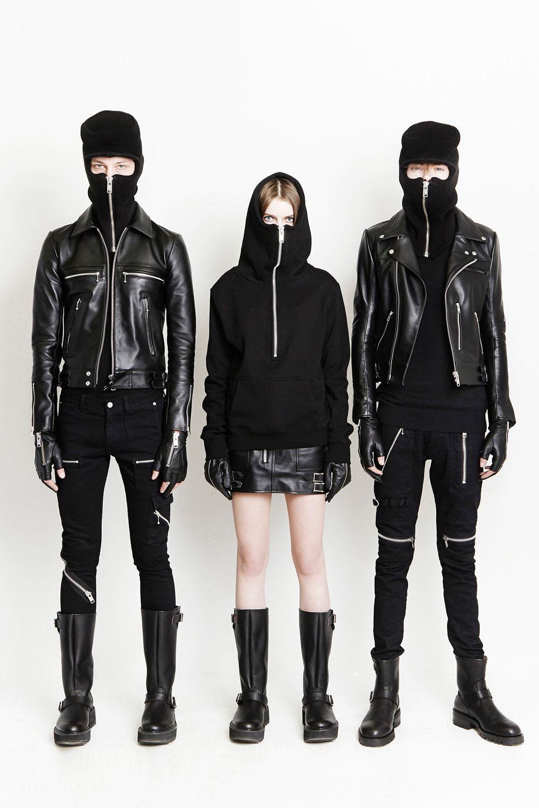 Bajowoo 99 Is 1 Modern Punk Pinterest Punk Black