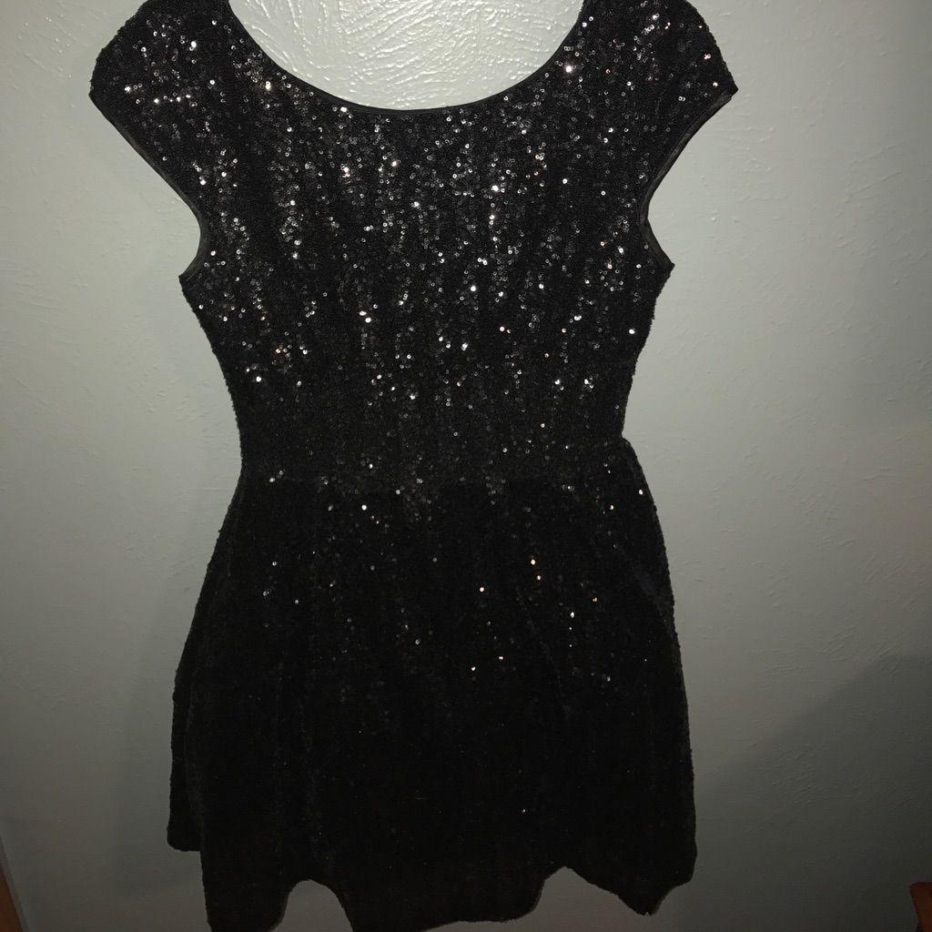 Bdarlin black sequin dress black sequin dress black