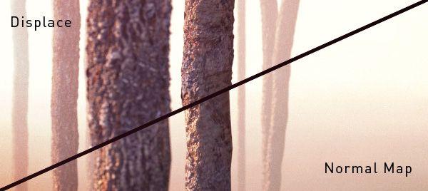 bark texture set - Bark_Displace_vs_Normal_Neu   xoio