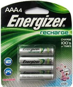 Energizer Nh12 1 2v 700 Mah Nimh Aaa Pre Charged Rechargeable Battery 4 Pack Buy Wholesale At Www Batteriesandbutter C Rechargeable Batteries Nimh Energizer