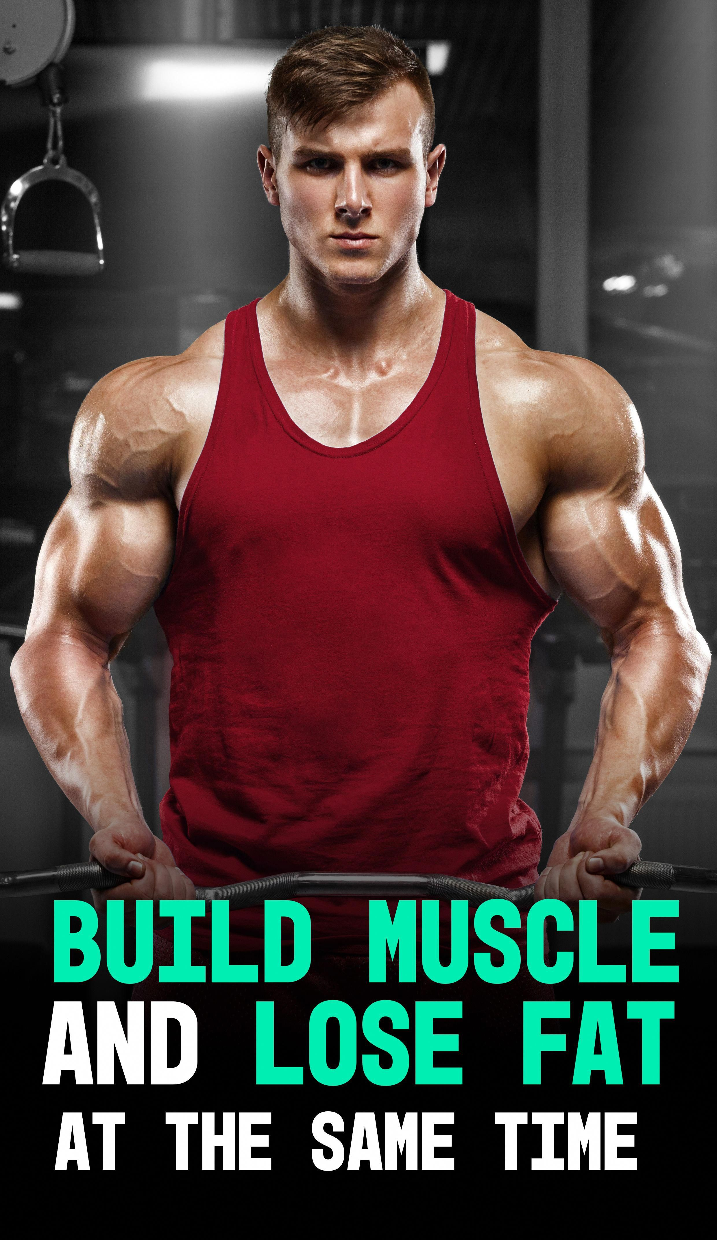 It's not a myth! You can in-fact fat and build muscle at the same time. All it take is a bit of fitn...