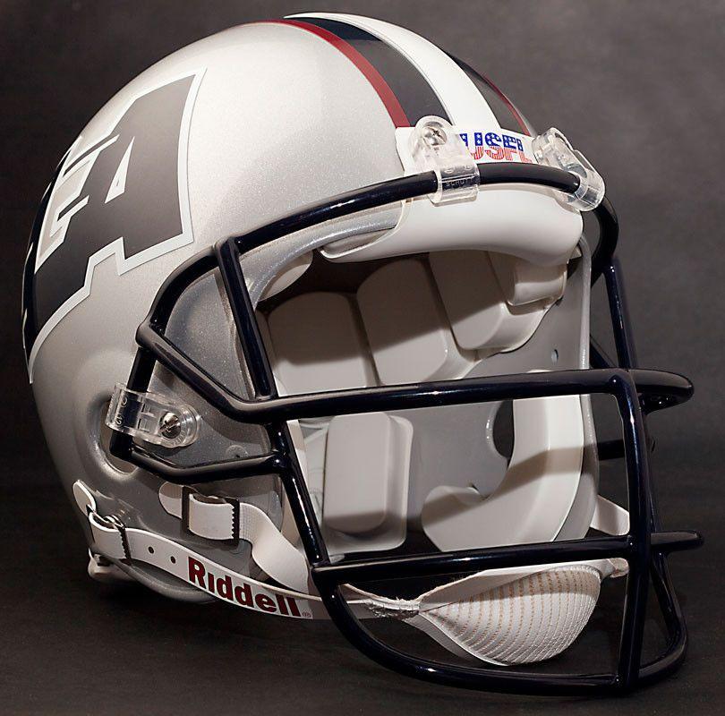 WASHINGTON FEDERALS 1983 USFL Football Helmet ACCESSORY STICKERS